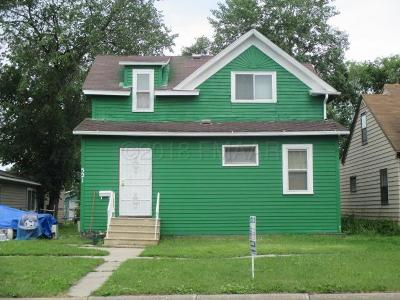 Wahpeton Multi Family Home For Sale: 521 2nd Street S