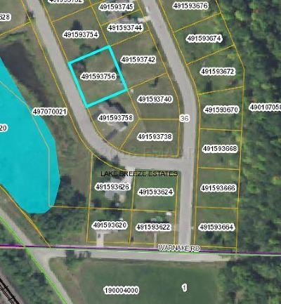 Detroit Lakes Residential Lots & Land For Sale: 1471 Huron Drive