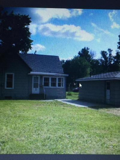 Enderlin ND Single Family Home For Sale: $24,900
