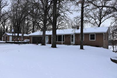 Detroit Lakes Single Family Home For Sale: 20889 Kennedy Acres Road