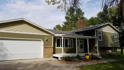 Wahpeton Single Family Home For Sale: 17845 75th Street SE