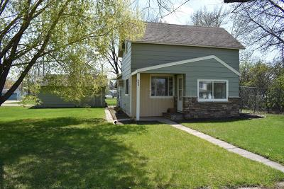 Walcott ND Single Family Home For Sale: $139,900