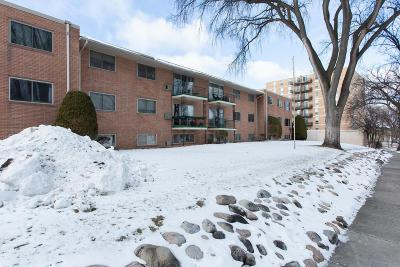 Fargo Condo/Townhouse For Sale: 605 7 Street S #11