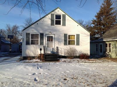 Breckenridge MN Single Family Home For Sale: $79,900