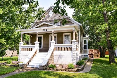 Barnesville Single Family Home For Sale: 112 5 Street NE