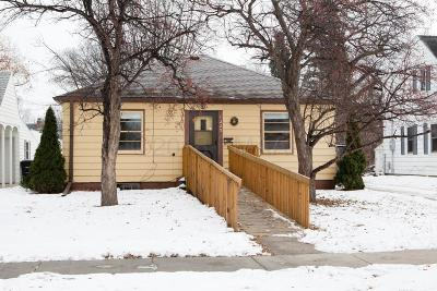 Single Family Home For Sale: 1225 9 Street N