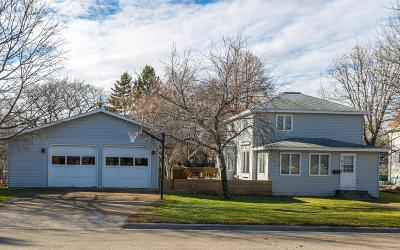 Hawley Single Family Home For Sale: 515 8 Street