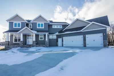 West Fargo Single Family Home For Sale: 3732 Houkom Drive E