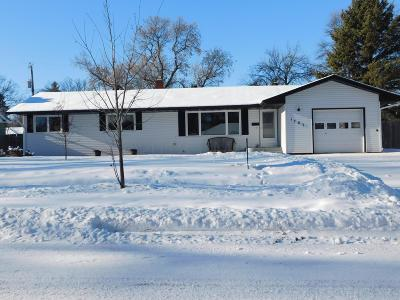 Single Family Home For Sale: 1702 Plumtree Road N