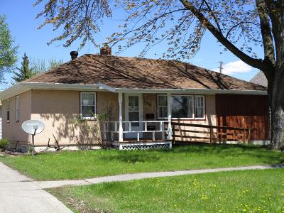 Wahpeton Single Family Home For Sale: 820 8th Avenue N