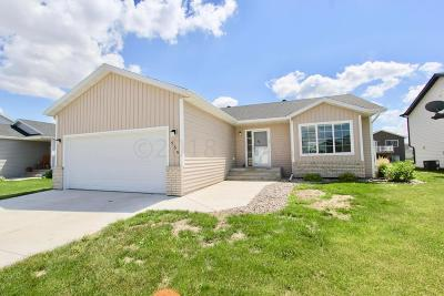 West Fargo ND Single Family Home For Sale: $277,500
