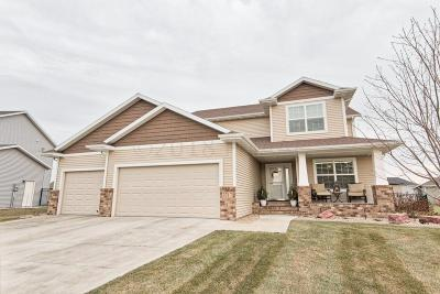 West Fargo Single Family Home For Sale: 3717 6 Street E