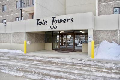 Fargo Condo/Townhouse For Sale: 1110 3rd Avenue N #303E