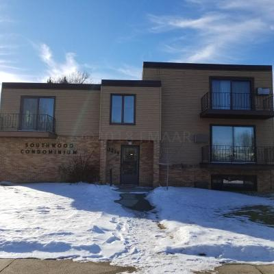 Moorhead Condo/Townhouse For Sale: 1219 7th Street S #7
