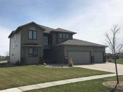 West Fargo Single Family Home For Sale: 1917 Burlington Drive