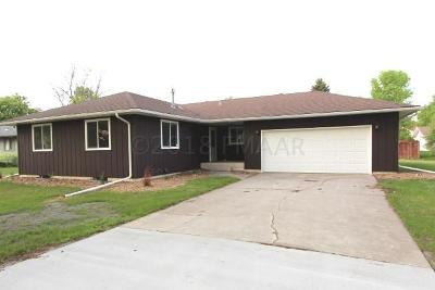 Fargo Single Family Home For Sale: 2614 East Gate Drive S