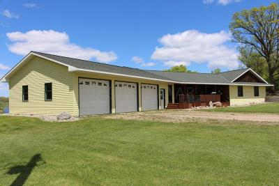 Underwood MN Single Family Home For Sale: $299,900