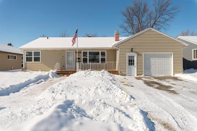West Fargo ND Single Family Home For Sale: $184,000