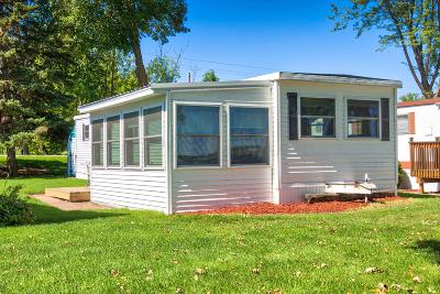 Mobile Home For Sale: 50535 Fish Lake Road