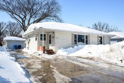 Fargo Single Family Home For Sale: 2214 Broadway -- N