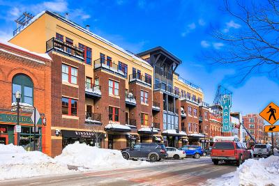 Fargo Condo/Townhouse For Sale: 300 Broadway -- N #UNIT 202