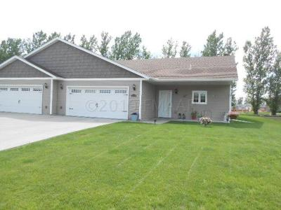 Wahpeton ND Condo/Townhouse For Sale: $169,900