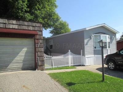 Mobile Home For Sale: 724 4th Street S