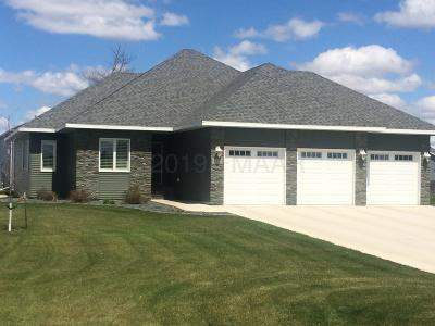 Fargo Single Family Home For Sale: 6132 14th Street S