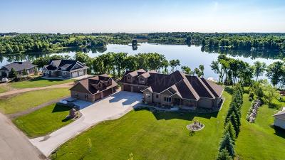 Audubon MN Single Family Home For Sale: $874,900