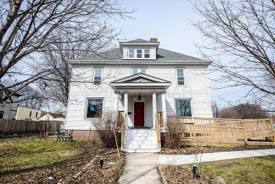 Moorhead Single Family Home For Sale: 203 7th Street S