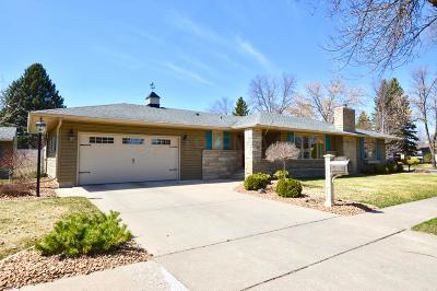 Moorhead Single Family Home For Sale: 2503 13th Street S