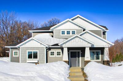West Fargo Single Family Home For Sale: 3416 1 Street E