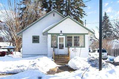 Single Family Home For Sale: 1534 4 Avenue S