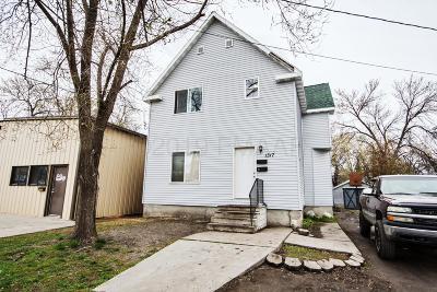 Fargo Multi Family Home For Sale: 1317 1 Avenue N
