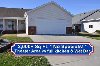Moorhead Single Family Home For Sale: 3211 11th Avenue S