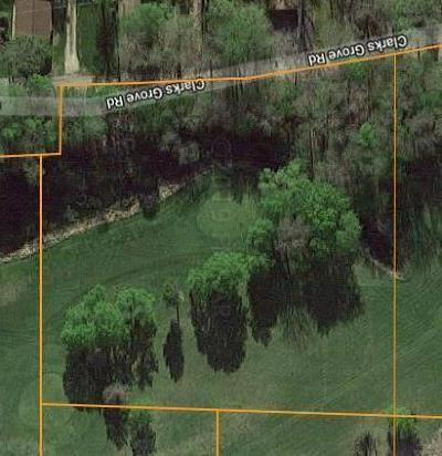 Residential Lots & Land For Sale: 20943 Clarks Grove Road