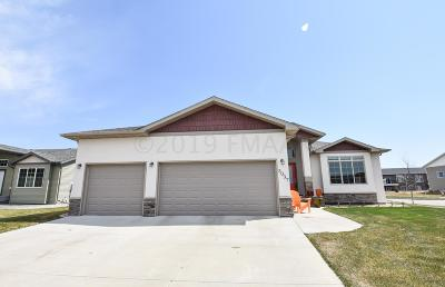 West Fargo Single Family Home For Sale: 3037 3 Street E