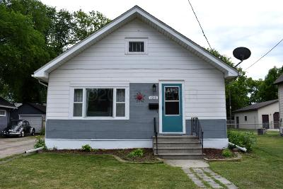 Moorhead Single Family Home For Sale: 1215 2nd Avenue S