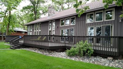 Detroit Lakes Single Family Home For Sale: 24124 Pelican Point Trail