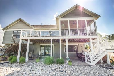 Single Family Home For Sale: 17111 Saylers Beach Road