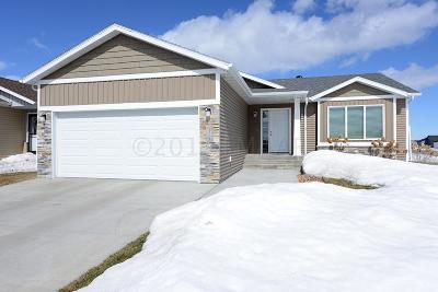 Fargo Single Family Home For Sale: 5505 38 Avenue S