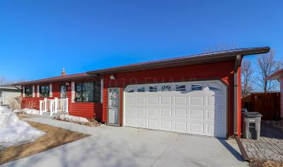 Moorhead Single Family Home For Sale: 1312 35th Avenue S