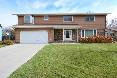 Fargo Single Family Home For Sale: 3213 Par Street N