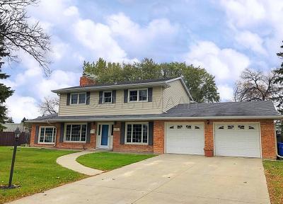 Fargo Single Family Home For Sale: 719 Park Drive S