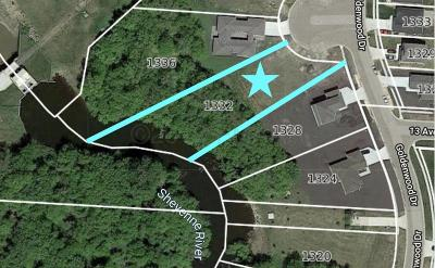 West Fargo Residential Lots & Land For Sale: 1332 Goldenwood Drive