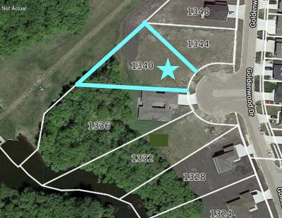 West Fargo Residential Lots & Land For Sale: 1340 Goldenwood Drive
