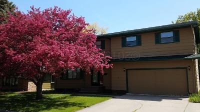 Moorhead Single Family Home For Sale: 1124 8th Street N