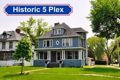 Fargo Multi Family Home For Sale: 1136 5 Avenue S