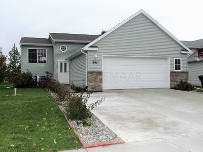 Moorhead Single Family Home For Sale: 3011 34th Street S