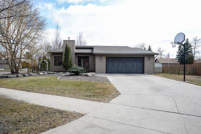 Fargo, Moorhead Single Family Home For Sale: 2620 Southgate Drive S